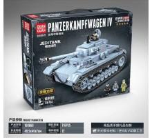 100069 Quanguan Танк Pz IV