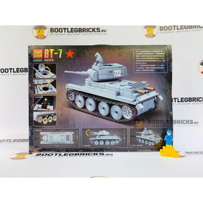 100084 Quanguan Танк BT-7