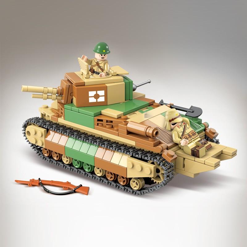 100119 Quanguan Японский танк Type 89 I-Go