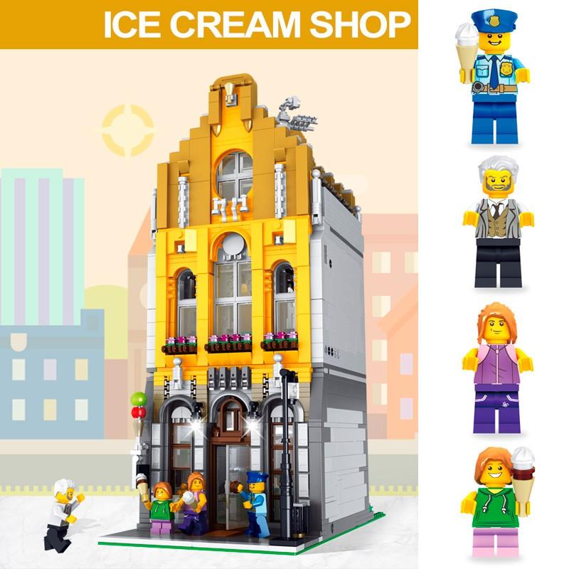 10003 RAEL Кафе-мороженое