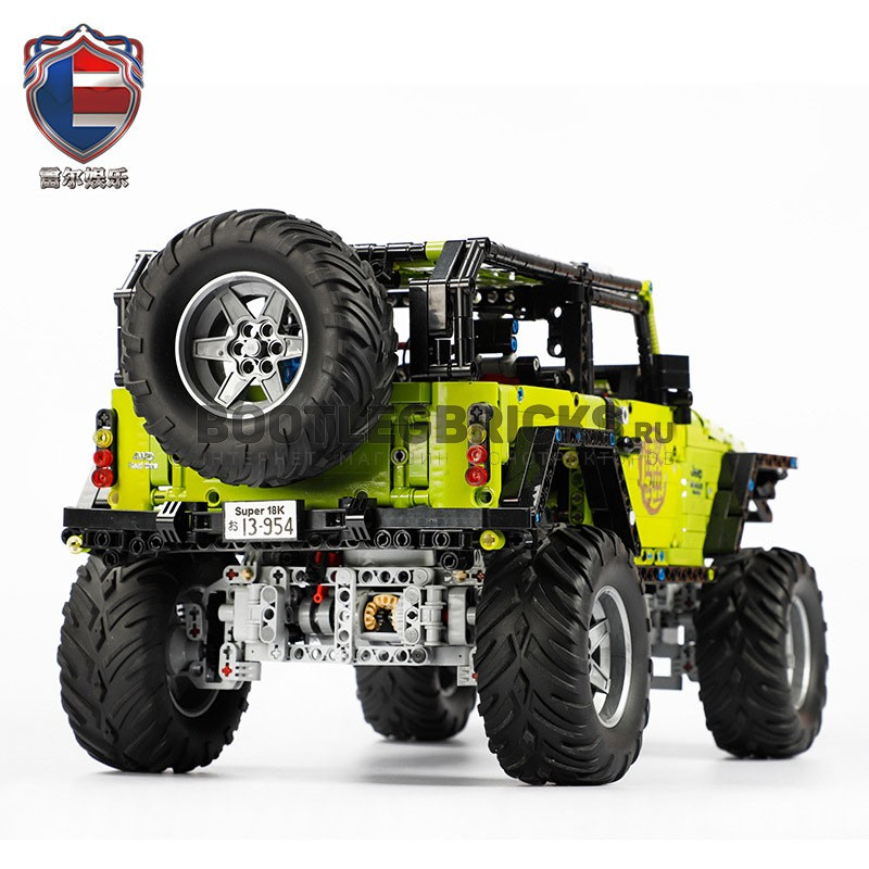 J902 RAEL Jeep Wrangler