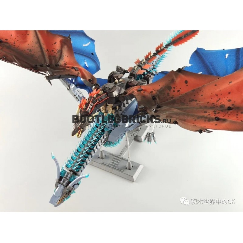 K89 Super 18K Дракон Дейнерис Дрогон