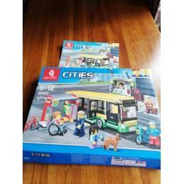 Фотообзор на 82053 King&Queen Автобусная остановка