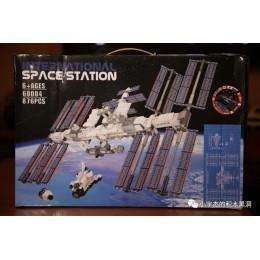 Фотообзор на 60004 Kazi Международная космическая станция (МКС)