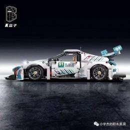Фотообзор на 10214 Kbox Porsche 911 GT3 RS