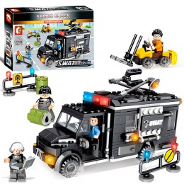 102348 Sembo Block Фургон спецназа