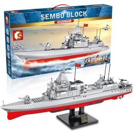 105767 Sembo Block Эсминец Type 055