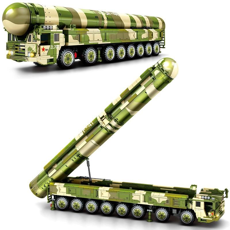 105804 Sembo Block Межконтинентальная баллистическая ракета DF-41