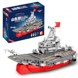 202040 Sembo Block Авианосец  Шаньдун ВМС Китая