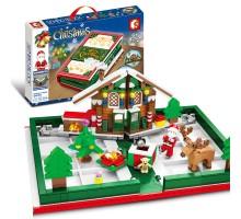 601094 Sembo Block Рождество