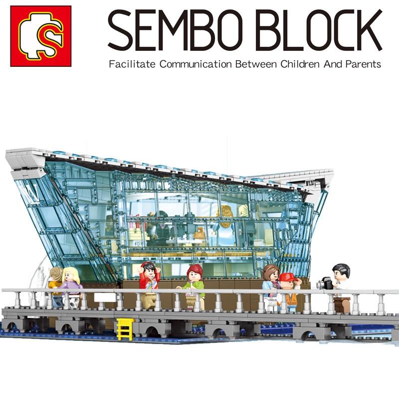 601099 Sembo Block Торговый центр