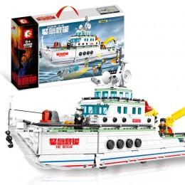 603200 Sembo Block Морская спасательная операция