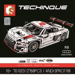 701023 Sembo Block AUDI R8 Sport (БЕЗ МОТОРИЗАЦИИ)