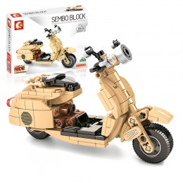 701104 Sembo Block Скутер Vespa