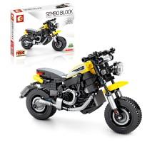 701105 Sembo Block Мотоцикл ДУКАТИ (Dukati)
