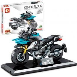 701108 Sembo Block Мотоцикл BMW GS