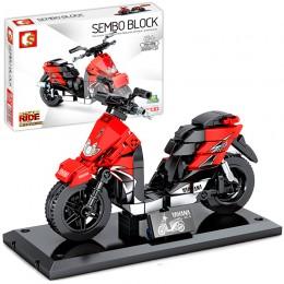 701109 Sembo Block Мотоцикл