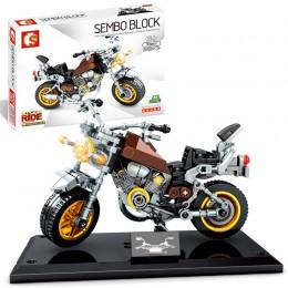 701111 Sembo Block Мотоцикл Very