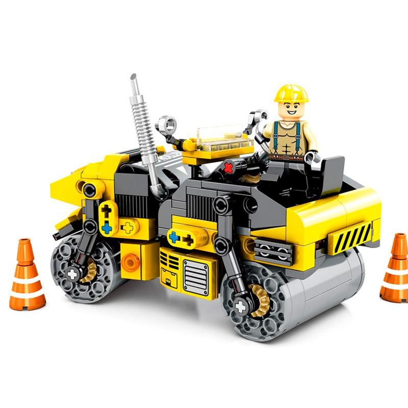 701201 Sembo Block Дорожный каток