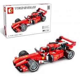 701351 Sembo Block Гоночный болид Ferrari FRR-F1