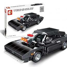 701402 Sembo Block Спорткар Dodge