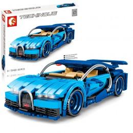 701602 Sembo Block Спорткар Bugatti
