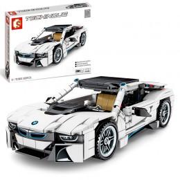 701603 Sembo Block BMW i8