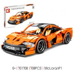 701708 Sembo Block Гиперкар McLaren P1