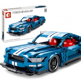 701710 Sembo Block Ford Mustang