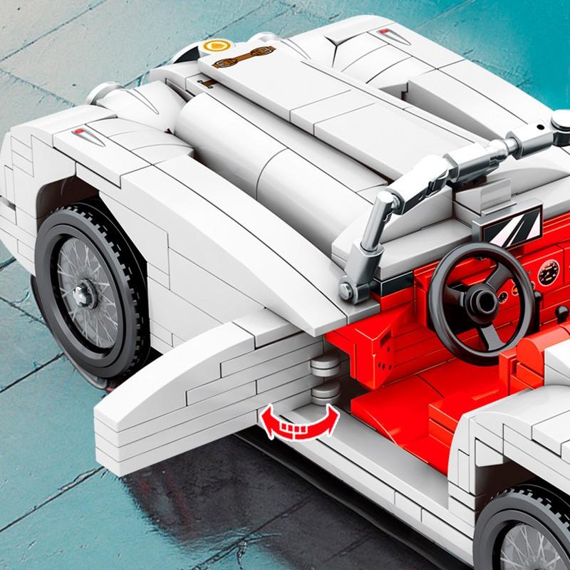 705750 Sembo Block Jaguar XK120