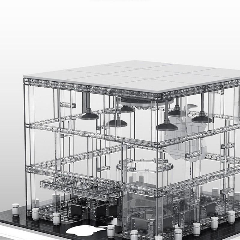 SD6900 Sembo Block Магазин Apple store