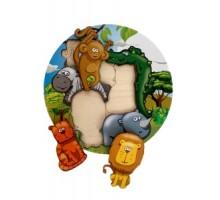 Вкладыш Африка