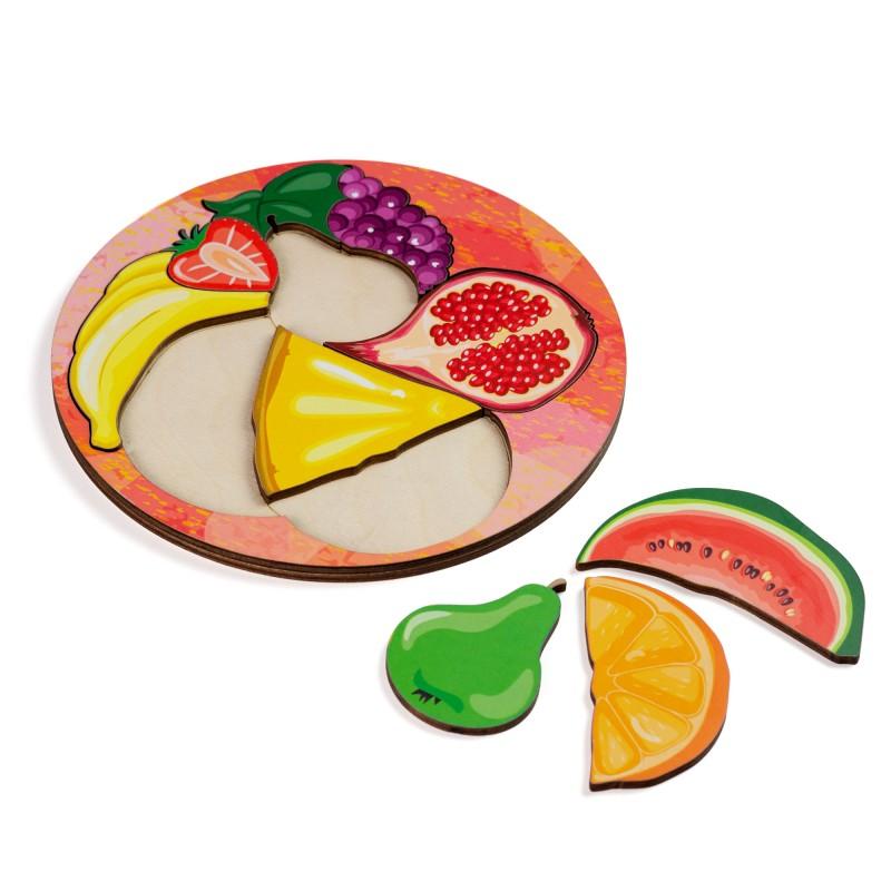 Вкладыш фрукты