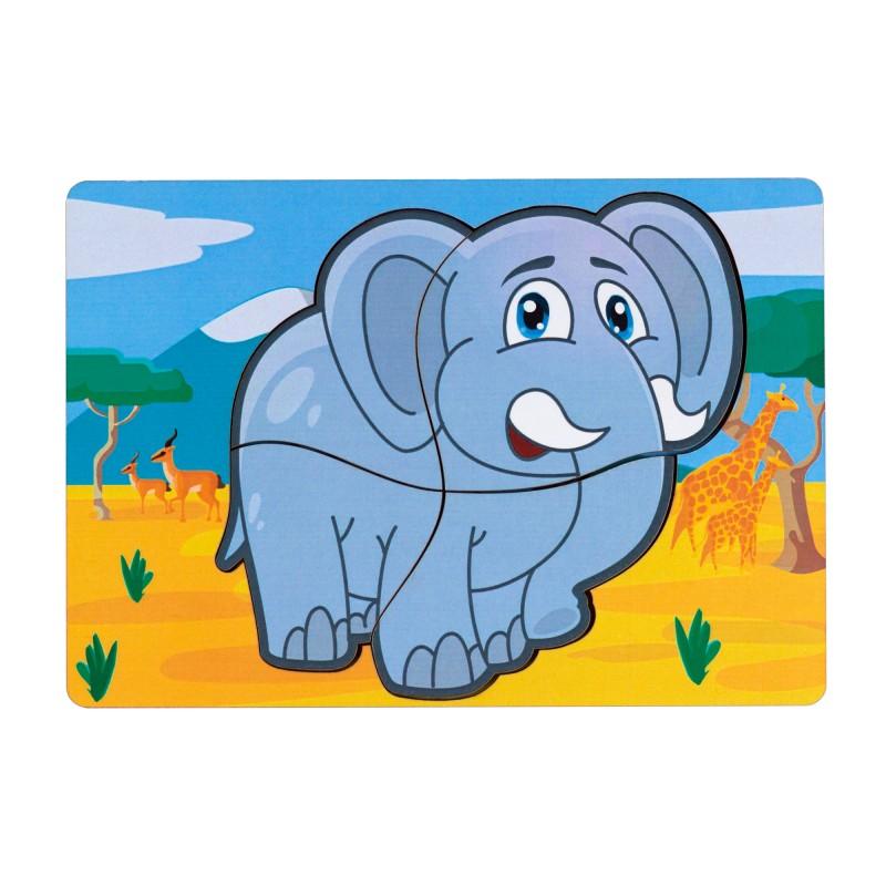 Вкладыш многослойный слоник