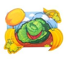 Вкладыш многослойный овощи