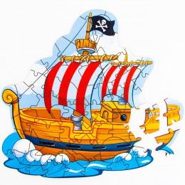 Пазл «Корабль»