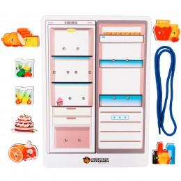 Шнуровка холодильник