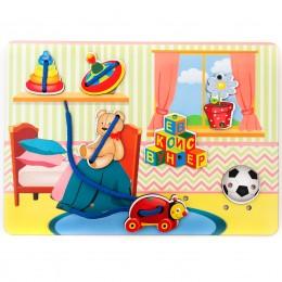 Шнуровка детская комната