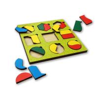 Рамки - вкладыши Никитина,геометрия