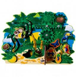 Бизиборд тропика