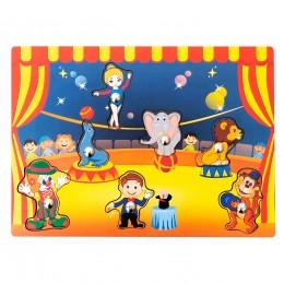 Магнитная рабалка цирк