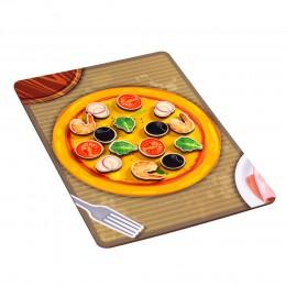 Липучка пицца морская
