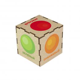 Сортер пирамидка цвета