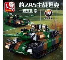 M38-B0839 Sluban Основной боевой танк Leopard 2A5