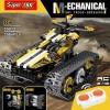 70012 Super 18K Гусеничный гоночный автомобиль с ДУ M-Echanical