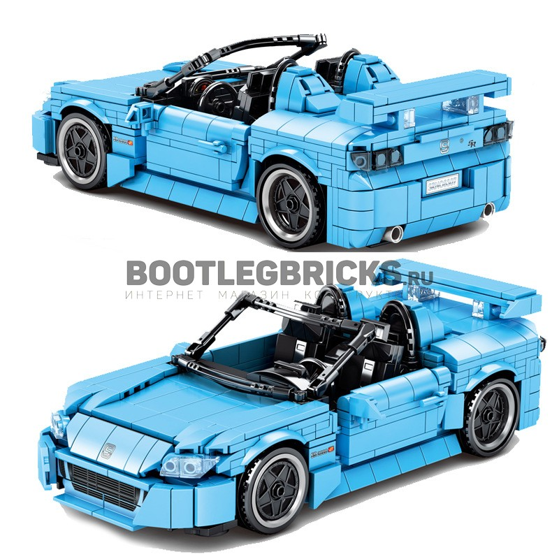 SY8307 SY Honda Roadster (Pull Back)