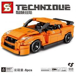 SY8407 SY Nissan GTR35