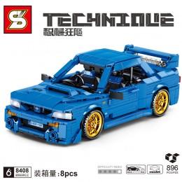 SY8408 SY Subaru Impreza 22B STi