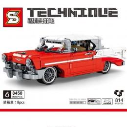 SY8450 SY Chevrolet