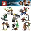 1209 SY Набор из 8 минифигурок Гарри Поттер